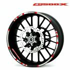 For Honda CB500F CB500X  #style 1 Motorcycle wheel paster  #jun