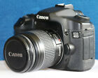 Canon EOS 40D 10.1MP Digital SLR Camera & Canon Zoom EF 28-80mm Autofocus lens