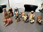 Nativity Figures Midwest of Cannon Falls Eddie Walker Old World House of Hatten