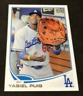 Yasiel Puig Signs Autograph Deal with Panini, Slated to Appear at 2013 National 6