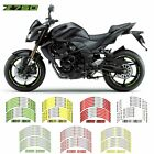 For Kawasaki Z750  #style 2 Motorcycle wheel paster Fashion wheel protector #jun