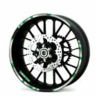 For Kawasaki Z750 Rim Decal Motorcycle wheel paster Cool wheel stickers #jun