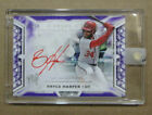 RARE 2018 TOPPS BRYCE HARPER AUTOGRAPH SIGNED CARD #ed 9 10 RED INK SCARCE