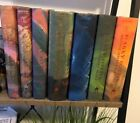 Complete Set Of 1st Edition Harry Potter Hardcovers Sorcerers Stone Chamber