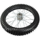 21 Front Wheel Rim Tire Assembly for 150cc 250cc Dirt Bikes