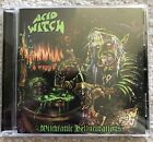 ACID WITCH - Witchtanic Hellucinations CD - 2008 Razorback Recordings **RARE**
