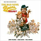 The Bad News Bears Trilogy - 3 x CD Expanded - OOP - Jerry Fielding