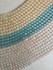 Glass Coin Pearls 10mm 20 16 Strands 840pcs Closeout Mixed Bulk Clearance Lot