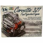 Corvette 327 Fuel Injected Engine Revell 1/6 Scale Die Cast Factory Sealed