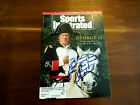 GEORGE STEINBRENNER NEW YORK YANKEES SIGNED AUTO 1993 SPORTS ILLUSTRATED JSA