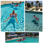 4 in1 Portable Pool Float Hammock Multi Inflatable Lounge Chair Saddle DrifteR