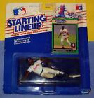 1989 GERALD PERRY Atlanta Braves #28 * FREE s/h * sole Starting Lineup