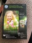HP Everyday Photo Paper Glossy 4 x 6 100 Sheets Inkjet New Free Shipping