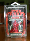 Darth Vader RED Holiday Edition 2005 Star Wars starwarsshopcom Exclusive MOC