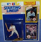 1990 JODY REED Boston Red Sox NM+ * FREE s/h * sole Starting Lineup + 1988 card
