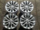LEXUS GX460 18 WHEELS STOCK OE FACTORY SILVER RIMS 18 GX470 6x1397mm PRISTINE