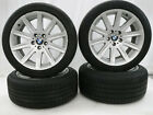 19 BMW 7 Series 750i 760i 745i 2006 2008 OEM Wheels with Continental Tires