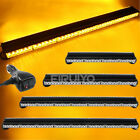 18 24 35 47 LED Traffic Advisor Emergency Strobe Light bar Tow Truck Amber