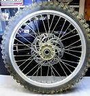 2003 KTM 125SX    FRONT WHEEL ASSEMBLY