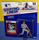 1988 STEVE SAX sole Los Angeles Dodgers * FREE s/h * Rookie Starting Lineup