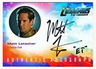 2018 Cryptozoic Legends of Tomorrow Seasons 1 and 2 Trading Cards - Checklist Added 23