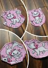 Marie Cat Patch Iron On Sew On Badge Applique Embroidery Multicolored Thread