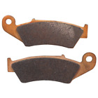 Full Metal Brake Pads~2005 Suzuki DR-Z250 Performance Tool MX-05286F