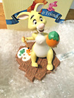 DISNEY Pooh and Friends NOW ITS PERFECT JUST LIKE YOU Porcelain Figurine New