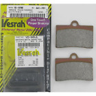 Sintered Metal Brake Pads~1999 Ducati Monster 900s Vesrah VD-945JL