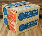 Original Fisher Empty Box For TFM-200 : Box Only
