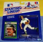 1989 DENNIS ECKERSLEY Oakland Athletics A's Rookie NM *FREE s/h* Starting Lineup