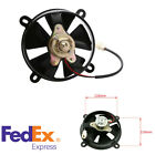 Electric Radiator Engine Oil Water Cooling Fan For Motorcycle Go Kart Dirt Bike