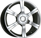Compatible 2002 2006 Acura RSX Hyper black hb 19 19X75 9X1143 Aftermarket