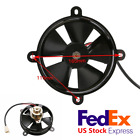 Engine Oil Water Cooling Fan For Motorcycle ATV Quad Go Kart Buggy Dirt Pit Bike