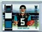 Complete Blake Bortles Rookie Card Gallery and Checklist 56