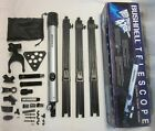 Bushnell 78 9512 Deep Space 420 X 60mm Refractor Telescope Kit in Box EXC