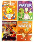 Paint with Water Books CHOICE Boys Girls No Mess Color Toddler Kids Magic Animal