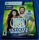 Xbox 360 Kinect The Biggest Loser Ultimate Workout Game