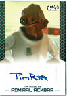 2014 Topps Star Wars Perspectives UK Trading Cards 12