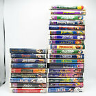 Disney VHS Movies Lot of 27 One Adult Owner Classic Masterpiece 10 Sealed