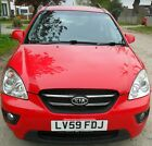 Kia Carens Automatic LS CRDI MPV Diesel 7 seater one lady owner from new