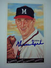 Warren Spahn Cards, Rookie Cards and Autographed Memorabilia Guide 32