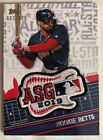 Mookie Betts 2019 All-Star Game Topps Fanfest Baseball Patch Card 02 100 Rare