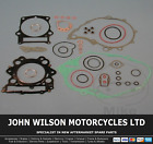 MZ/MUZ Mastiff 660 2002 Full Engine Gasket Set & Seal Rebuild Kit