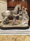 Lladro 1776 Conquered By Love - Ltd Edition w/ Wooden Base - Mint Condition