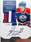RPA SICK 99 RYAN NUGENT HOPKINS ROOKIE JERSEY PATCH AUTO 2011 11 12 DOMINION