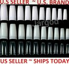 500pcs Natural Clear White Artificial False Acrylic UV Gel French Nail Tips