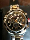 Redline Men's Watch Stainless Gold 60009 - Submariner Style Red Line 42 mm