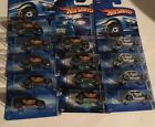 Lot of 13 Hot Wheels VW Bugs Brand New