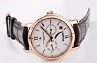 VACHERON CONSTANTIN JUBILEE 1755 85250/000R-9142 18K ROSE GOLD WATCH